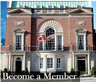 Membership at the University Club of Toronto